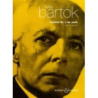 Bartok:- Concerto No.1 (Violin and Piano)