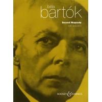 Bartok:- Rhapsody No.2 (Violin and Piano)