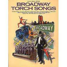 Broadway Torch Songs