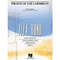 Klaus Badelt:- Pirates of the Caribbean Flex-Band G.2-3
