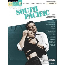 South Pacific Vocal Selections with CD