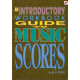 An Introductory Wkbk Guide to Music Scores