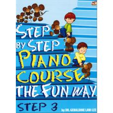 Step by Step (Fun Way) Bk.3