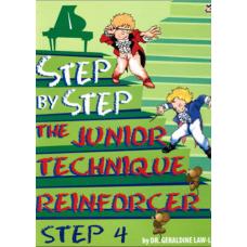 Step by Step (Fun Way) Bk.4