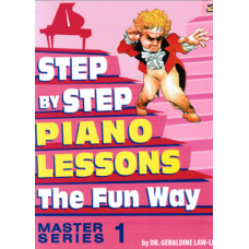 Step by Step to Piano Lesson Master Series 1