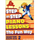 Step by Step to Piano Lesson Master Series 2