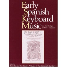 Early Spanish Keyboard Music Vol.1~3 (The 16 ~ 18  Century)