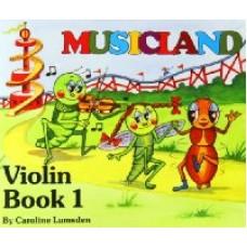 Musicland - Violin Bk.1