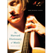 Randel:- The Harvard Dictionary of Music