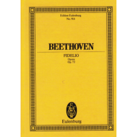 Beethoven:- Fidelio Op. 72 for Mini. Score