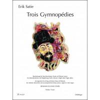 Satie:- Trois Gymnopedies (Full Score)