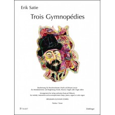 Satie:- Trois Gymnopedies (Full Score)