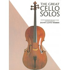 Webber:- The Great Cello Solos