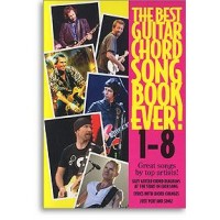 The Best Guitar Chord Songbook Ever 1-8