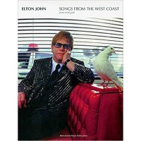 Elton John:- Songs from the West Coast for Piano/Vocal/Guitar