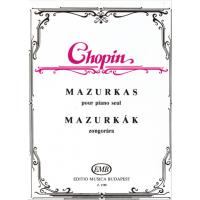 Chopin:- Mazurkas for Piano