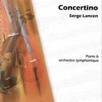 Lancen:- Concertino for Piano & Orchestre Symphonique